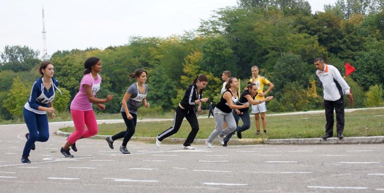 Кафедра фізичного виховання та спорту