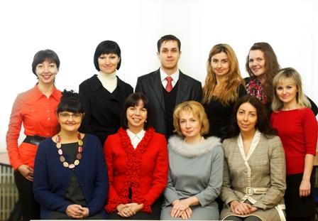 Співробітники кафедри міжнародної економіки і світових фінансів