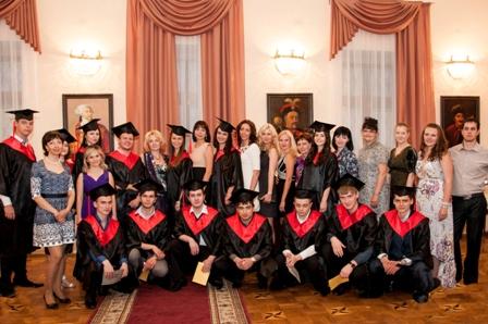 Співробітники та випускники кафедри міжнародної економіки і світових фінансів