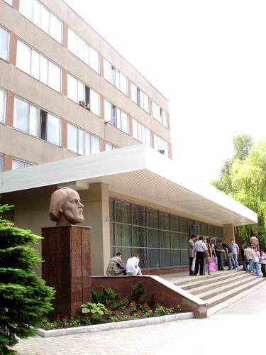 Physical and Technical Faculty, building №10
