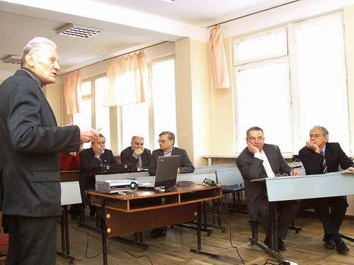 Наукова конференція на кафедрі